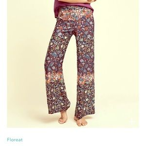 Floeat Anthropologie Sleep pants